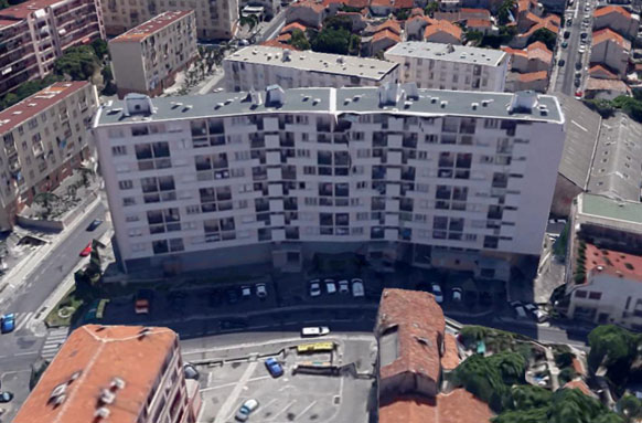 04. Four condominiums (160 lots) in Marseille