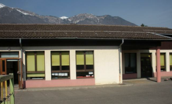 03. School, community center and gym