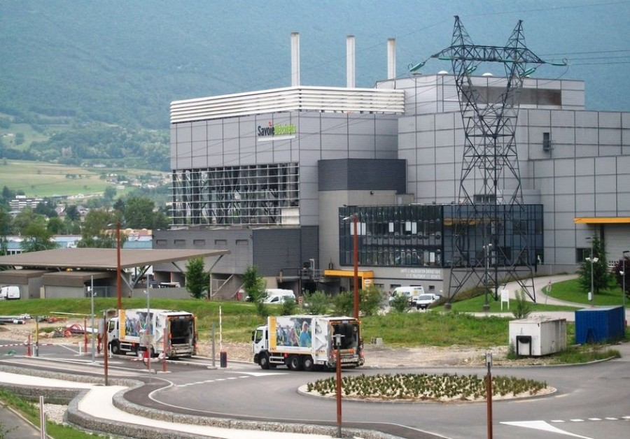 06. Carbon footprint audit of the energy recovery and waste treatment center of Savoie Déchets