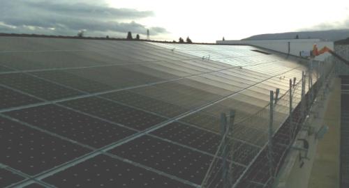 06. Construction d'installations photovoltaïques sur 8 Collèges du Vaucluse