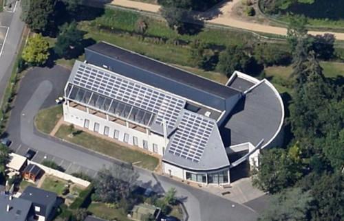 50 collèges publics du Maine et Loire et 100 bâtiments communaux