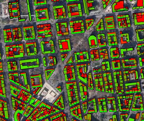 01. Cartographie du potentiel solaire de 10 000 toitures