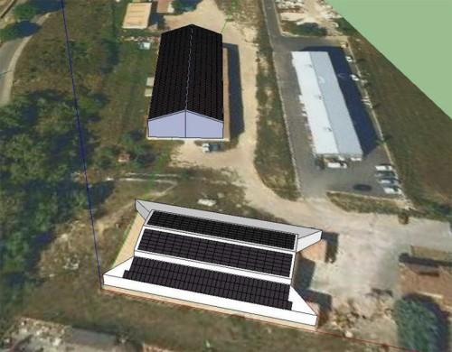 04. Contre-expertise de productible sur 2 projets en toiture