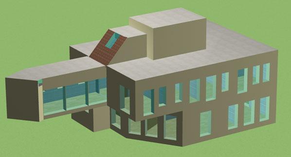09. Extension de la Maison du parc