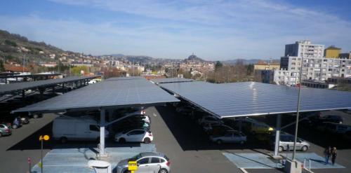 08. Centrales au sol, ombrières de parkings et centrales en toitures (12 projets)