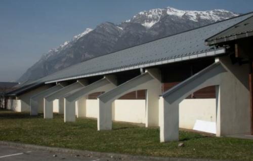 01. Rénovation thermique sur Ecole, Salle Polyvalente et Gymnase (Isolation, Chauffage, Ventilation, Brises-soleils)