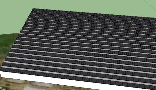 02. 7 installations en toiture