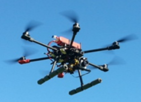 Drone photovoltaique
