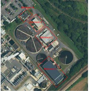 Etude de faisabilité et DCE pour 6 stations d'épuration